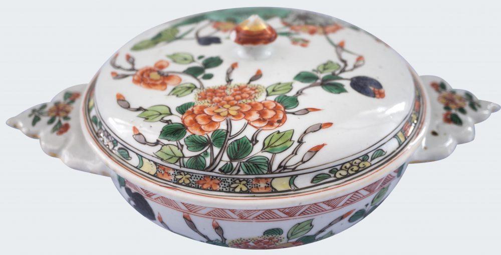 Famille verte Porcelain Kangxi (1662-1720), China