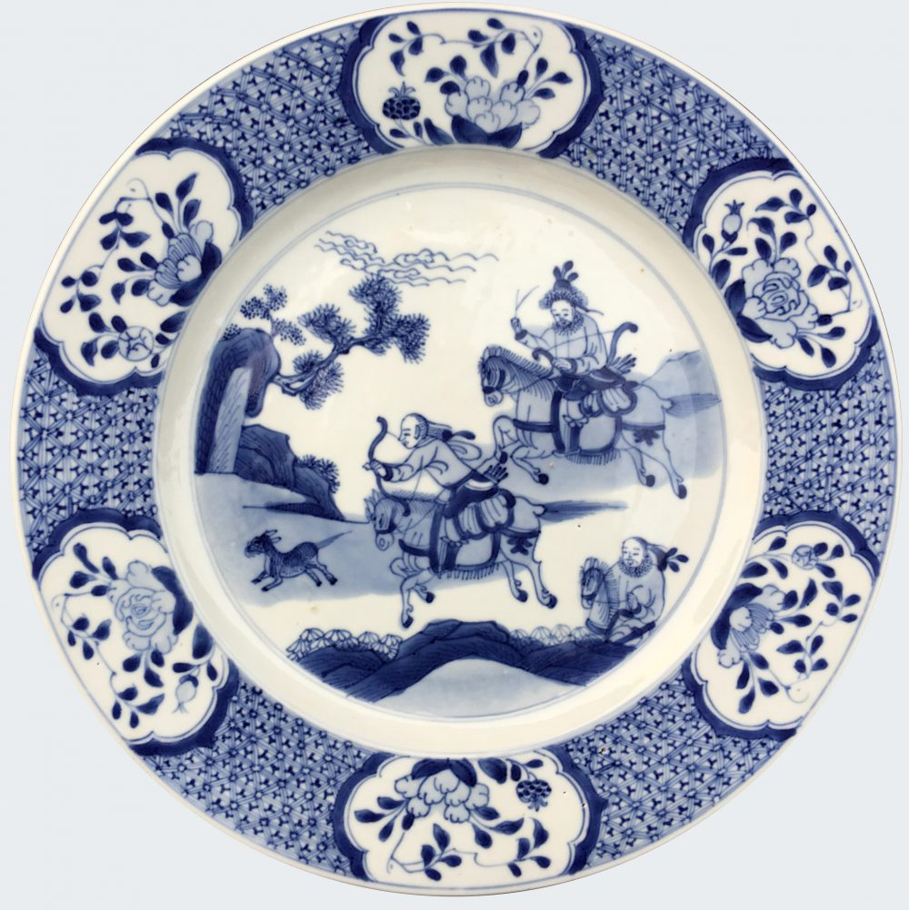 Porcelain 19th century, China