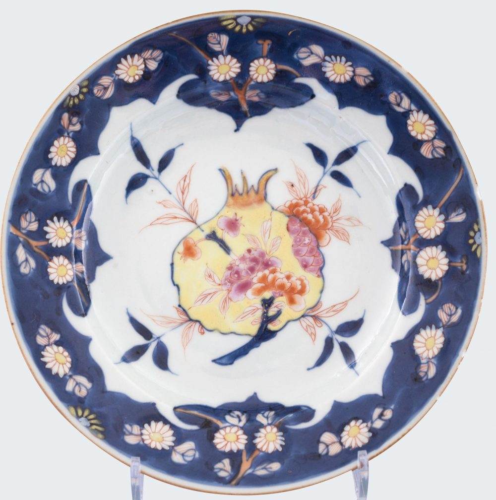 Famille rose Porcelain Late Kangxi period (1662-1722) or early Yongzheng period (1723-1735), China