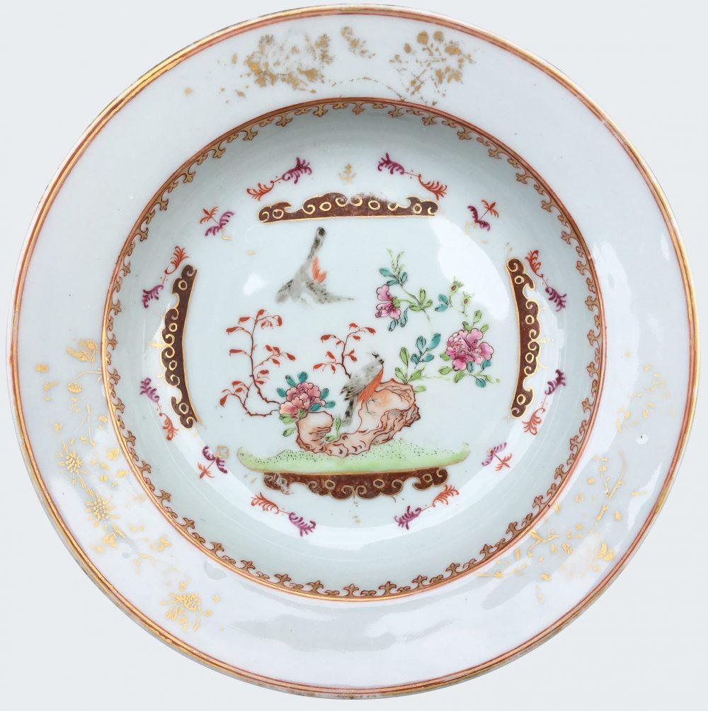 Famille rose Porcelain Yongzheng (1723-1735), china