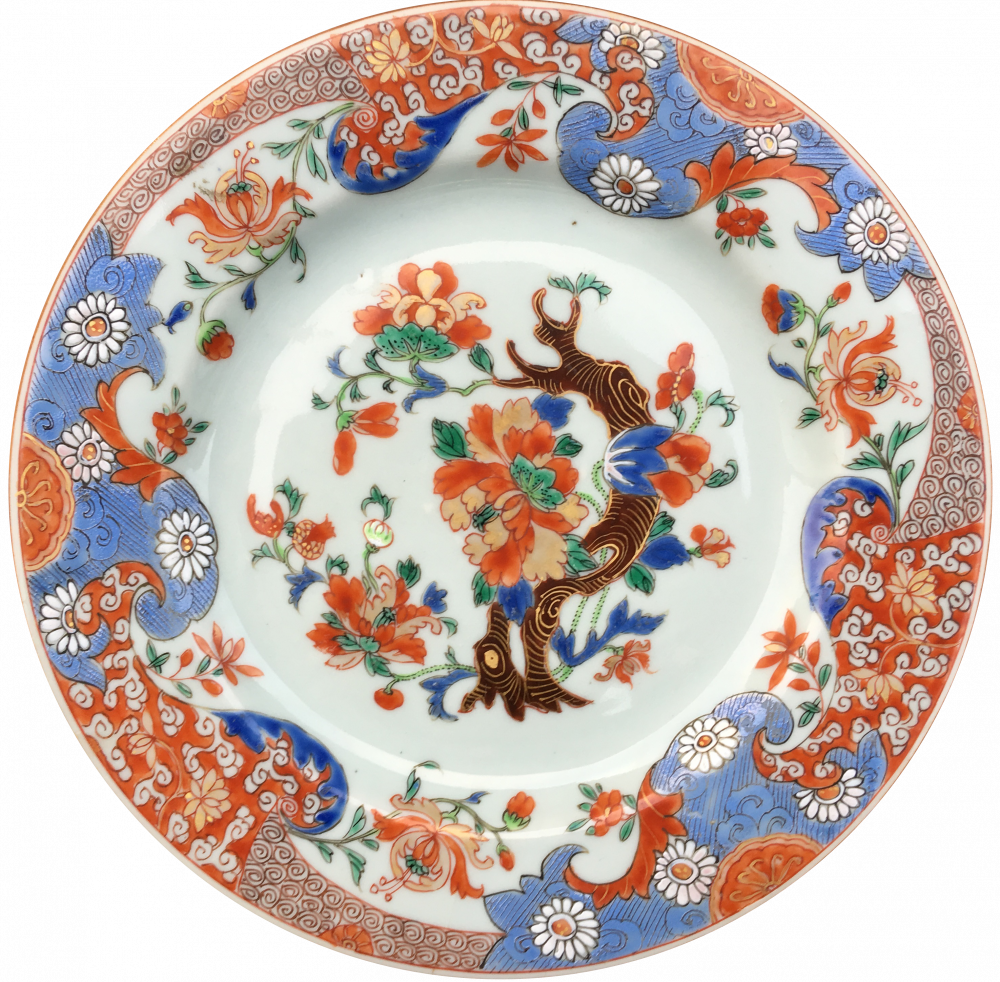 Famille rouge Porcelain Yongzheng (1723-1735), China