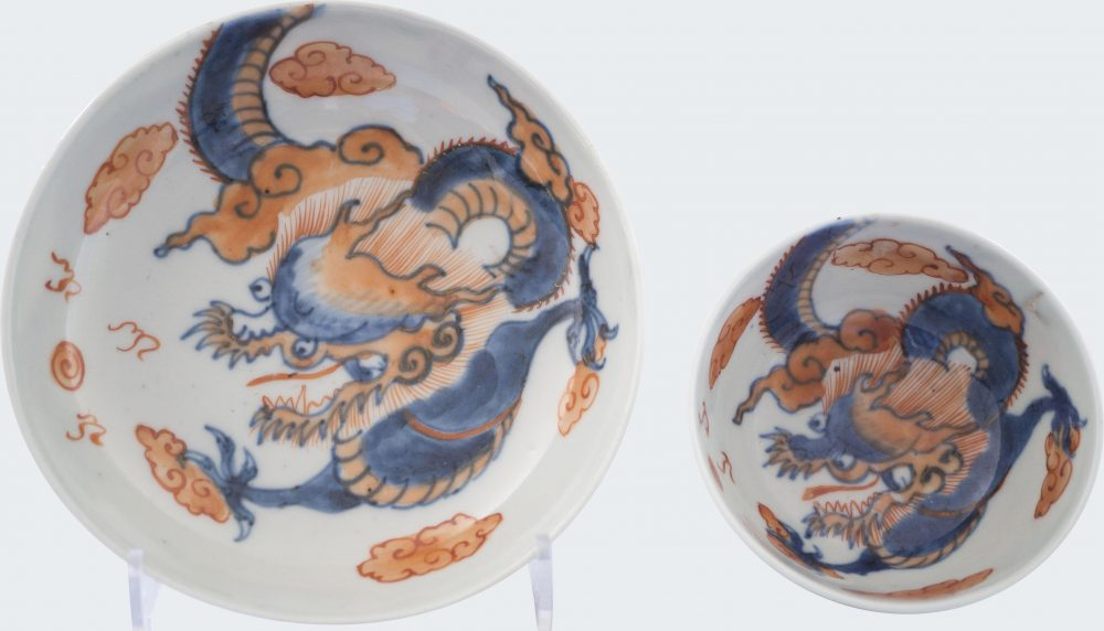 Porcelaine Yongzheng (1723-1735) / Qianlong (1735-1795), China