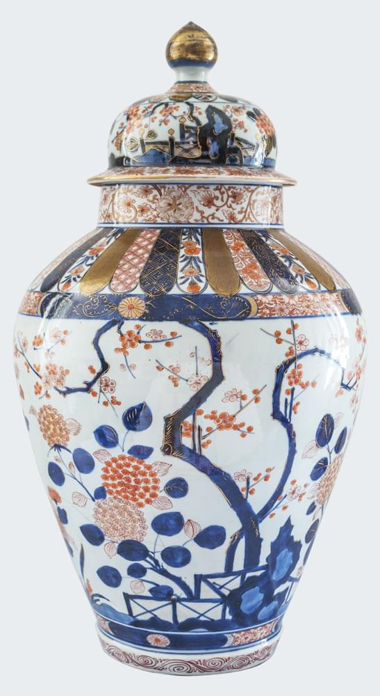 Porcelain Edo (1736-1795), late 17th century/early 18th century, Japan