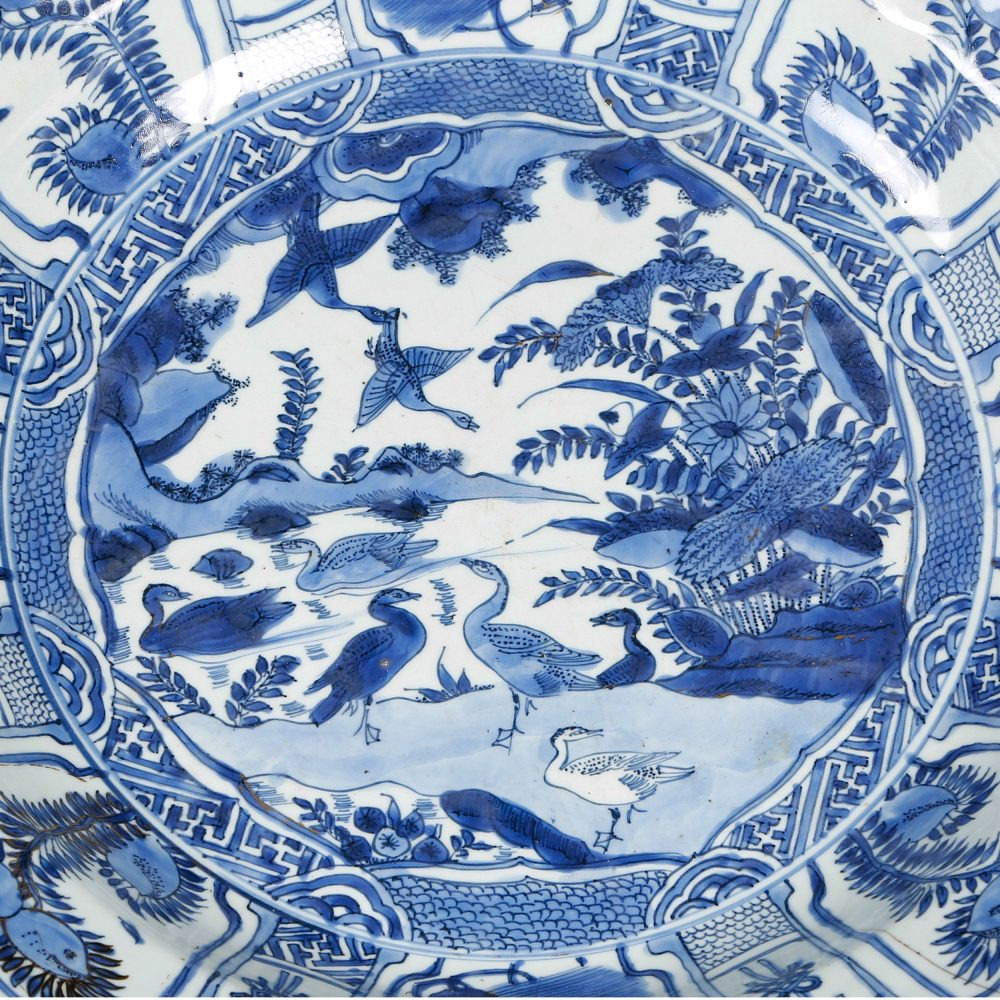 Porcelain Wanli (1573-1620), China