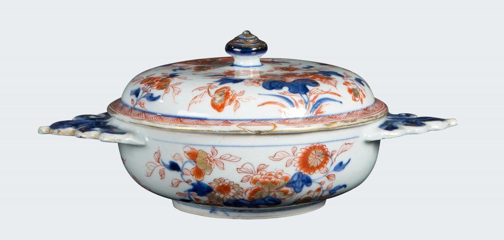 Porcelain Kangxi (1662-1720), China