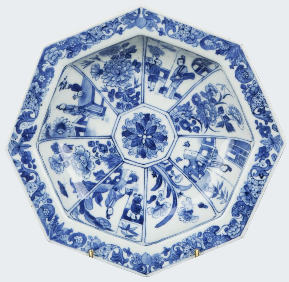 Porcelain Kangxi (1662-1722), Kangxi (1662-1722)