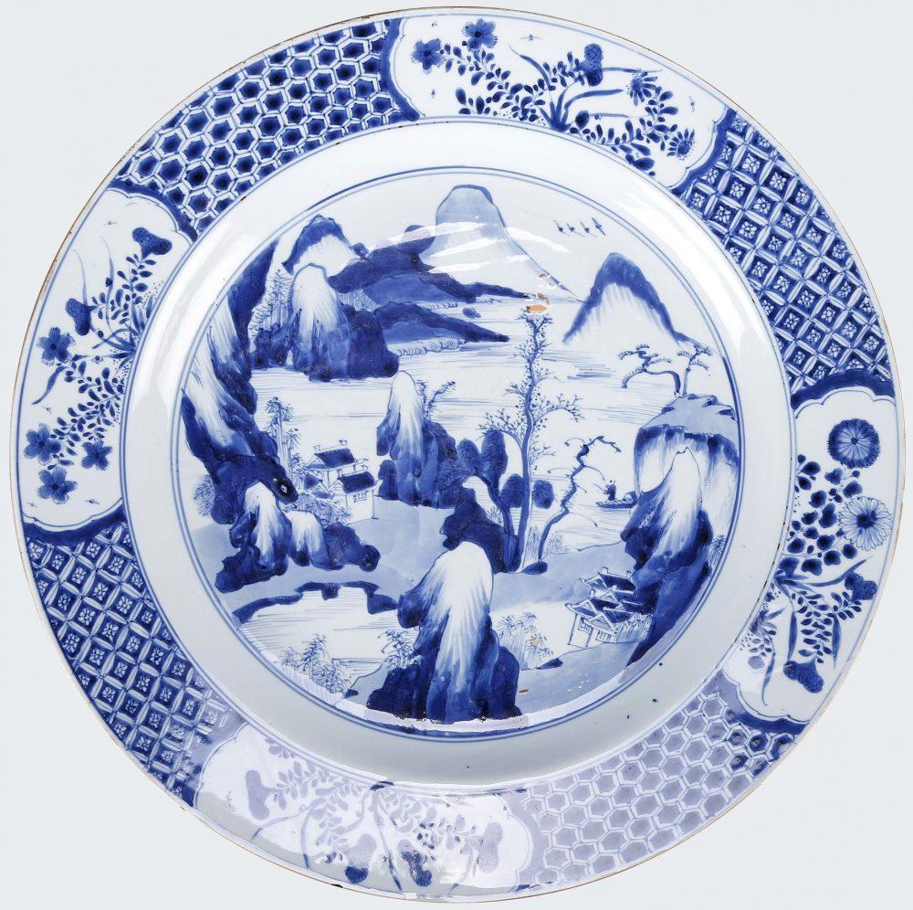 Porcelain Kangxi (1662-1722), circa 1700-1720., China