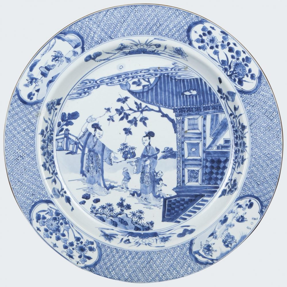 Porcelain Late Kangxi period (1662-1722) / early Yongzheng period Yongzheng (1723-1735), China