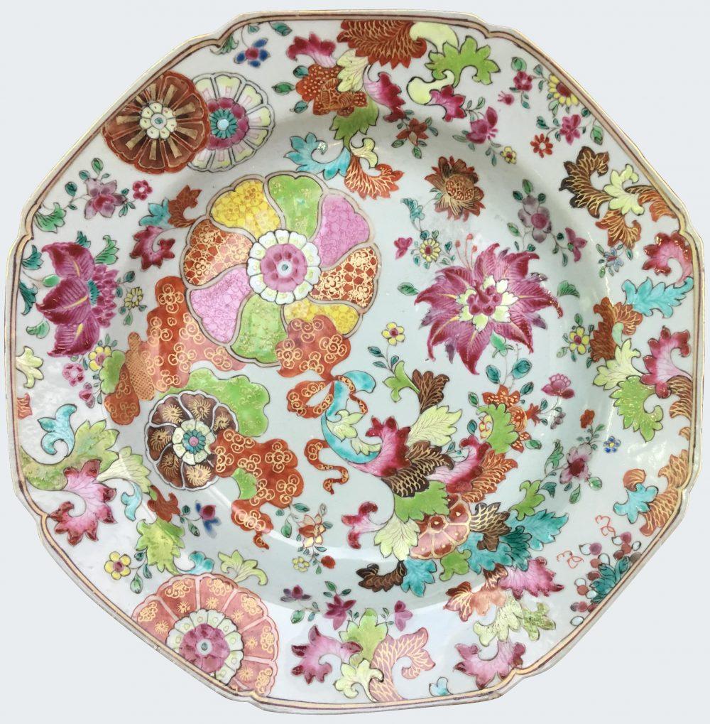 Famille rose Porcelain  Qianlong period (1736-1795), circa 1770 , China