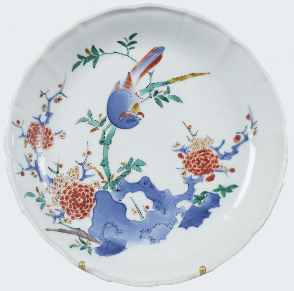 Porcelain Edo (1603-1867), vers 1670-1690, Japan