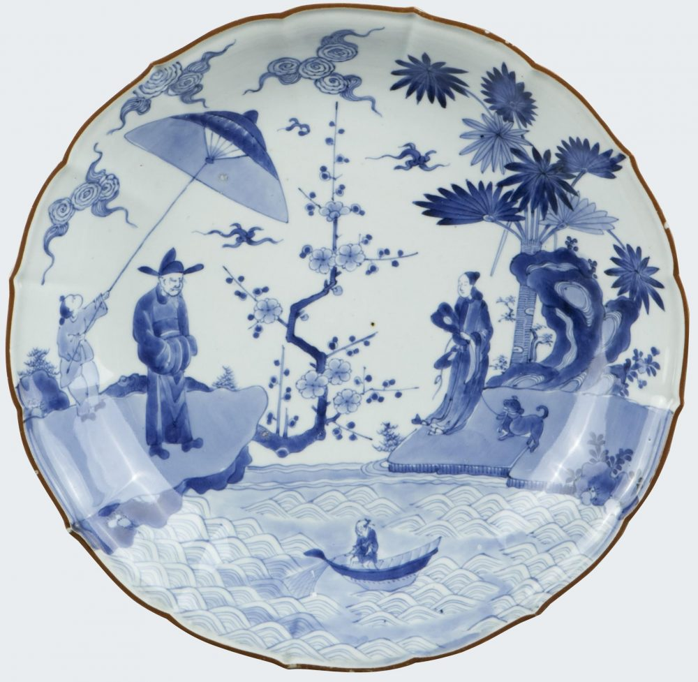 Porcelain Edo (1603-1867), circa 1690-1710, Japan