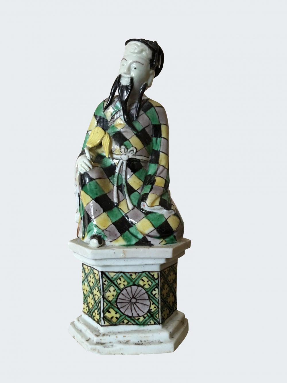 Porcelain Kangxi (1662-1722), early 18th century, China