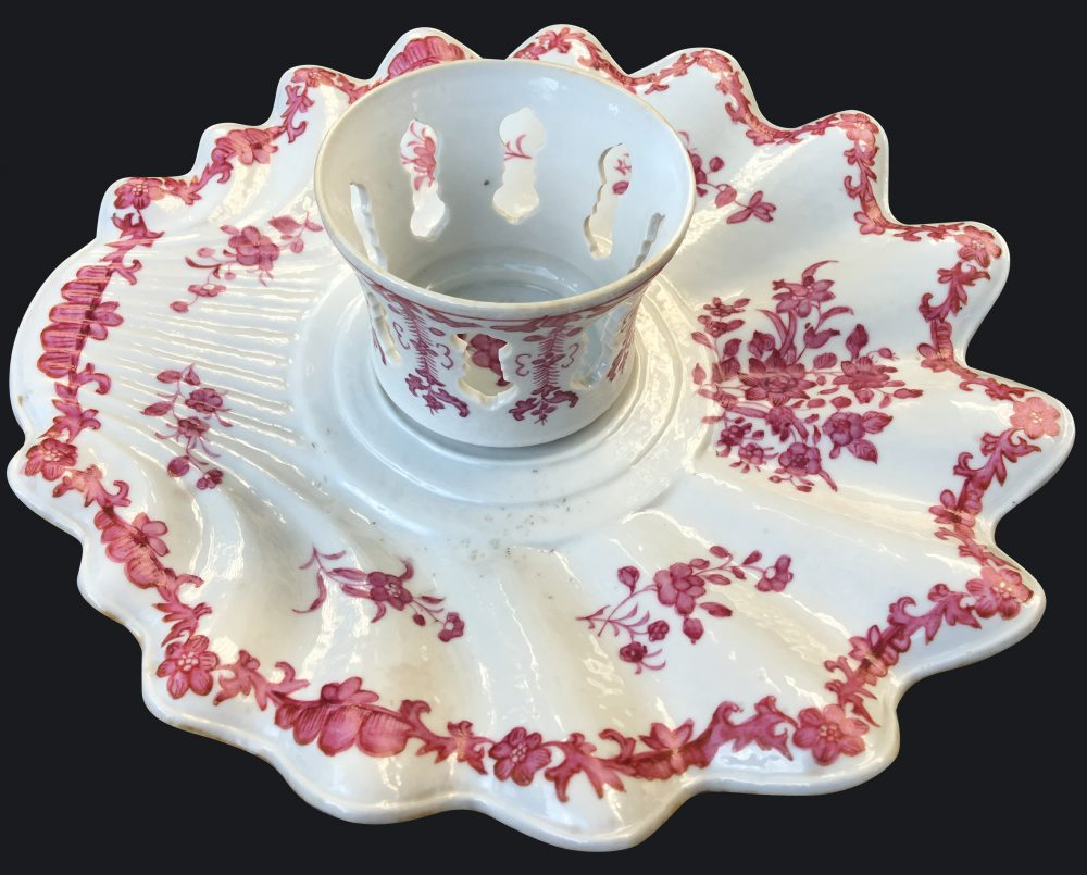 Famille rose Porcelain Qianlong (1736-1795), circa 1760/1770, China