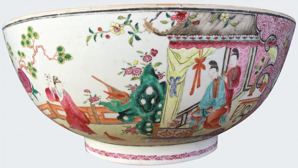 Porcelain Early Qianlong period (1735-1795), circa 1735-1740, China
