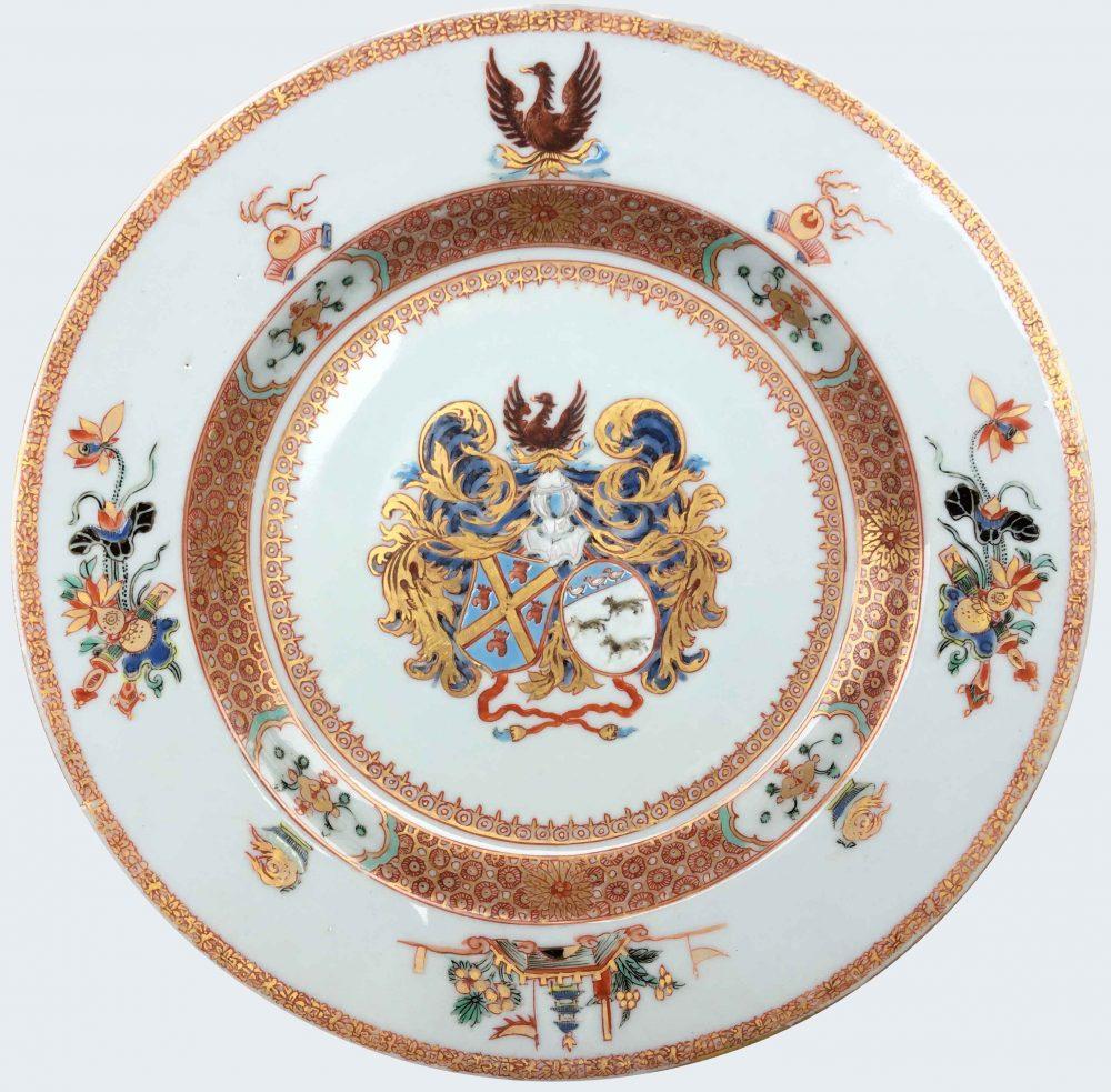 Porcelain Yongzheng (1723-1735), circa 1725-1730, China