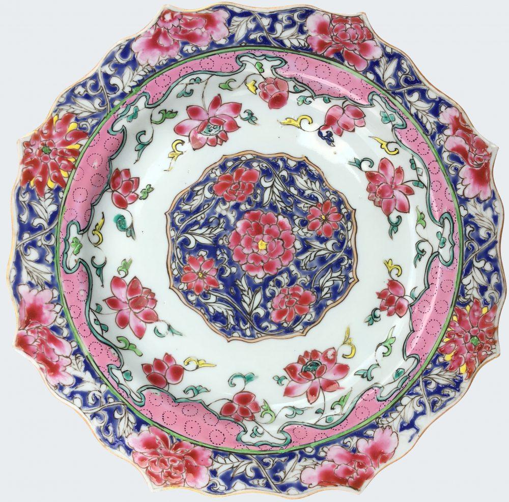 Famille rose Porcelain Yongheng (1723-1735), China