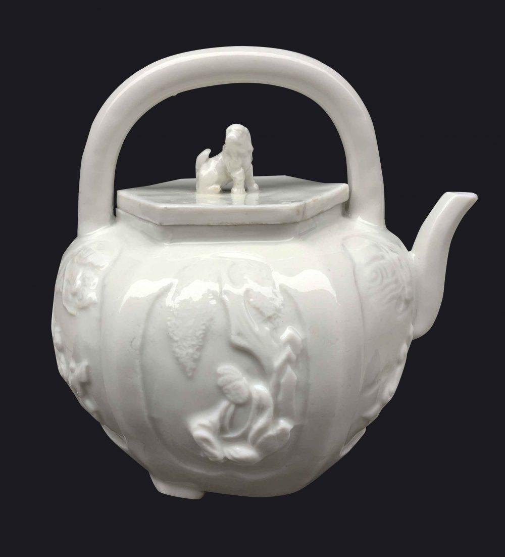 Porcelain Kangxi (1662-1722), circa 1650-1700, China (Dehua, Fujian Province)