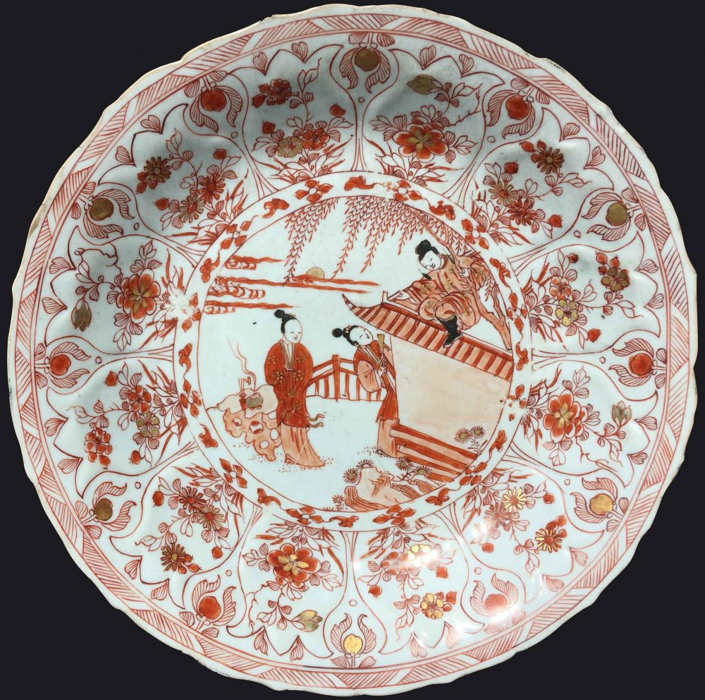 Porcelain Kangxi (1662-1722), circa 1700, China