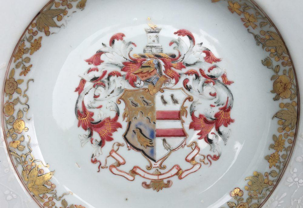 Porcelaine Qianlong (1735-1795), circa 1738, China
