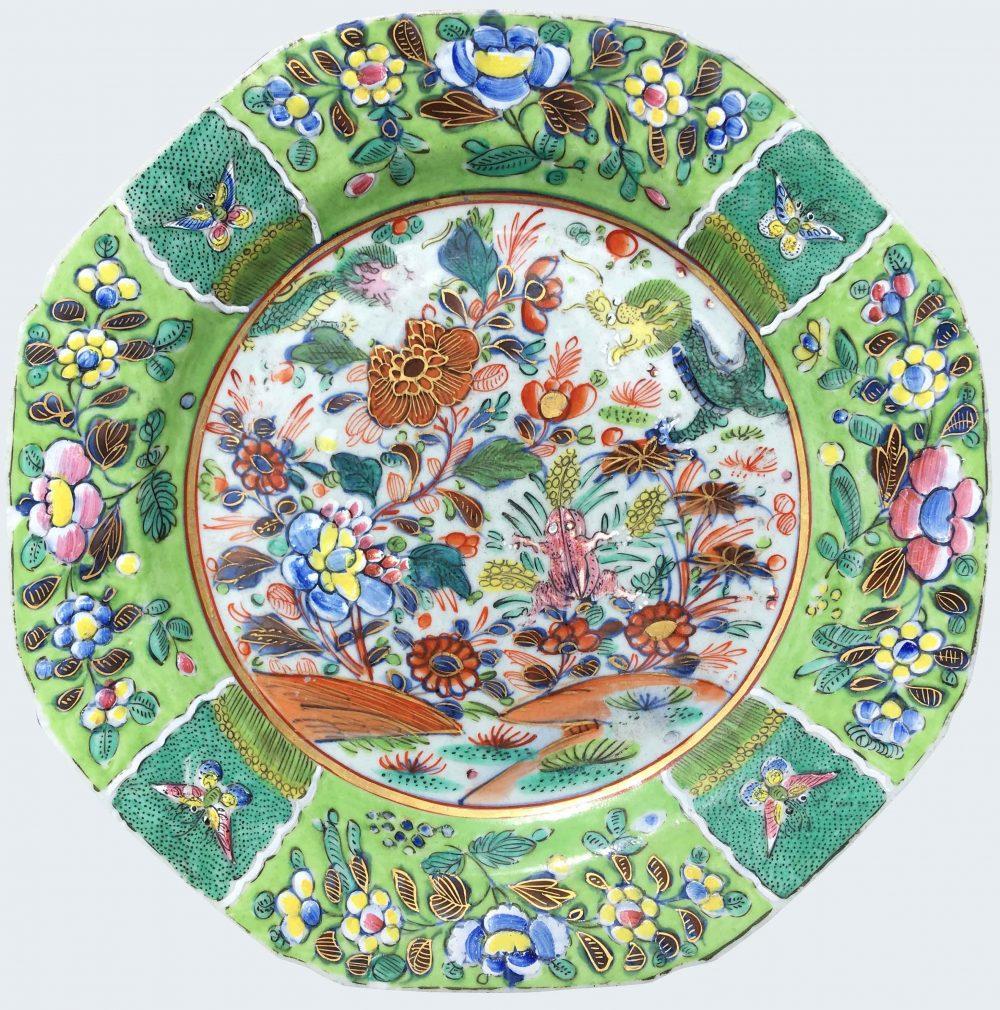 Famille rose Porcelaine Qianlong (1736-1795), China