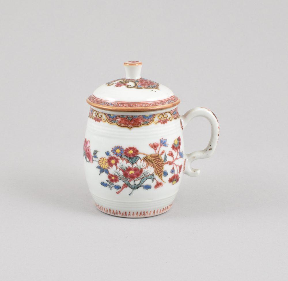 Famille rose Porcelain Qianlong (1735-1795), circa 1750, China