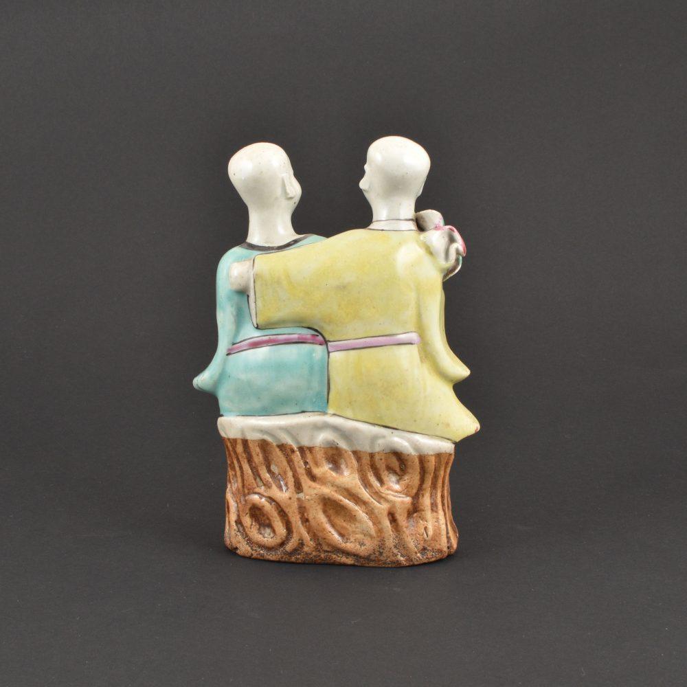 Famille rose Porcelain Qianlong (1735-1795) / Jiajing (1796-1820), China