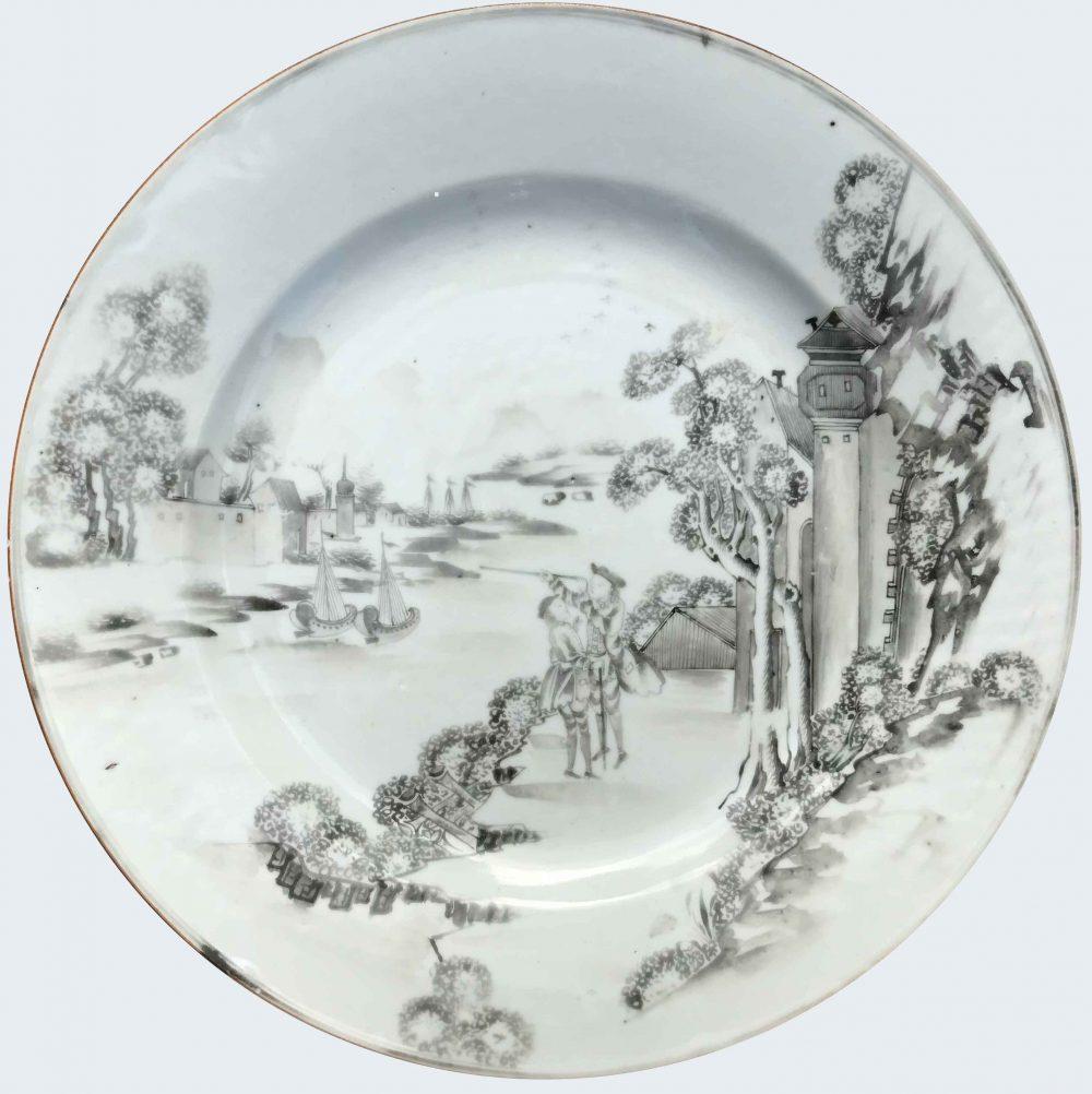 Porcelaine Qianlong (1735-1795), circa 1750, China