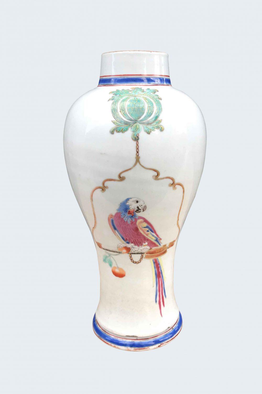 Famille rose Porcelain Qianlong (1736-1795), circa 1740 , China