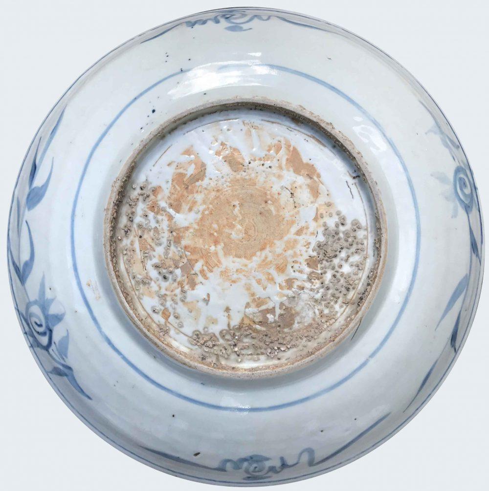 Porcelain Ming Dynasty, Wanli period (1573-1619), circa 1600-1619, China, Zhangzou prefecture, Fujian Province