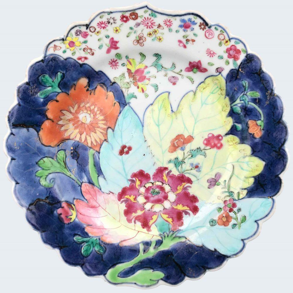 Famille rose Porcelain Qianlong (1735-1795), circa 1770, China