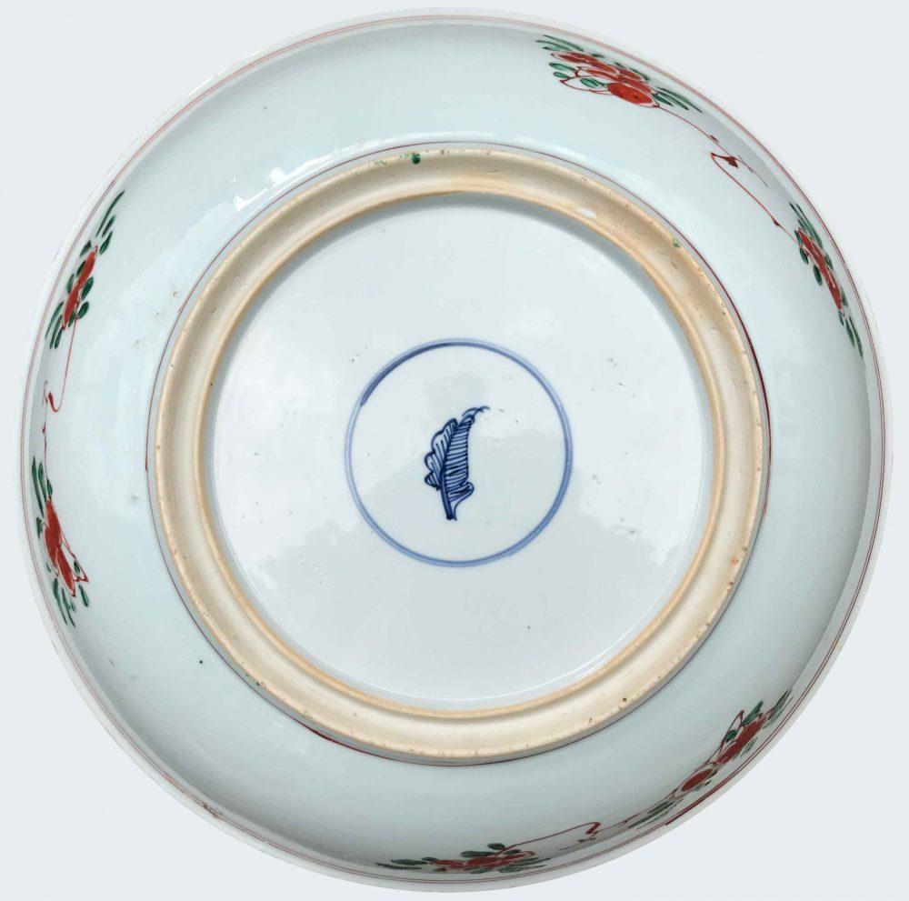 Famille verte Porcelain Kangxi (1662-1722), circa 1700, China