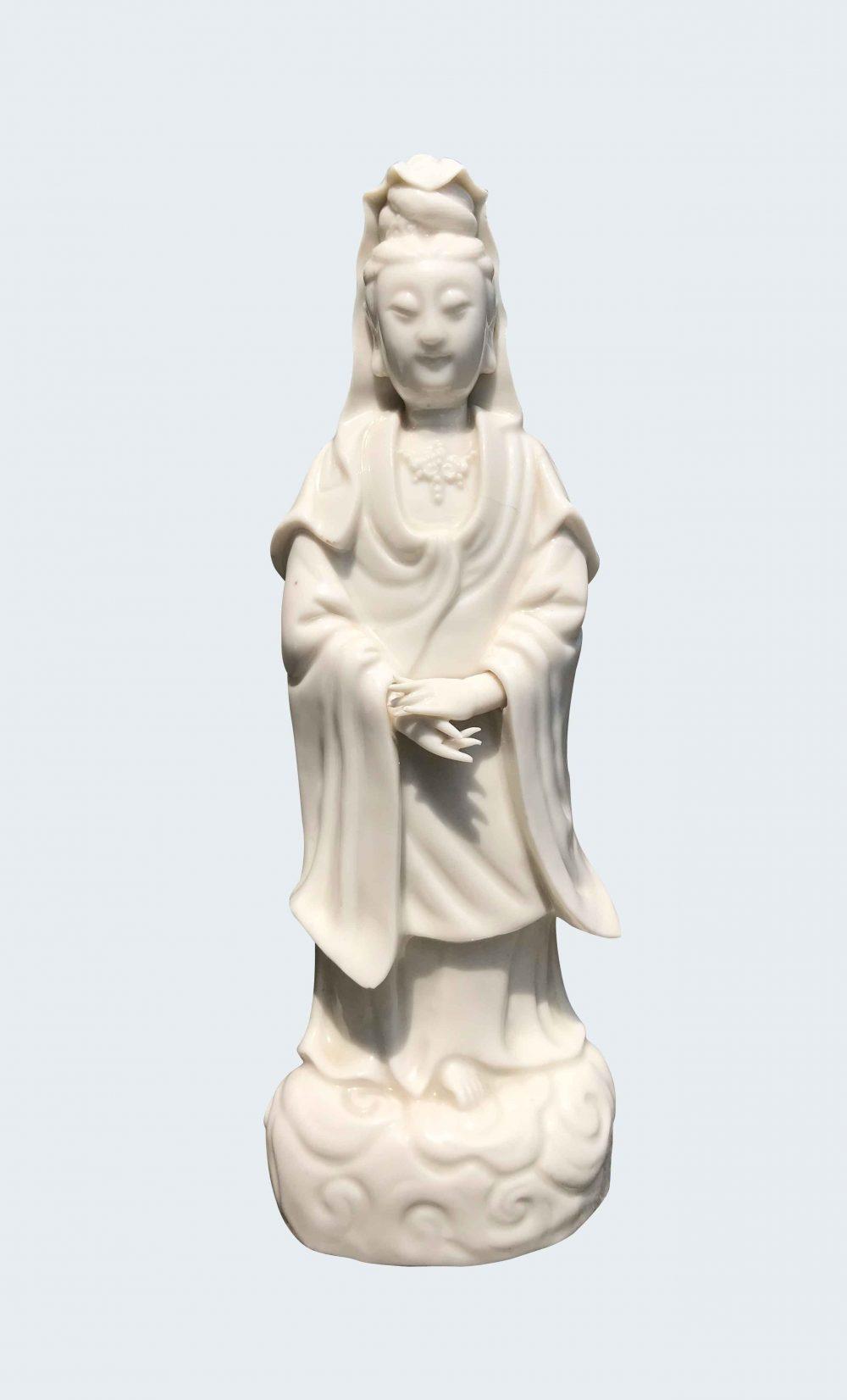 Porcelain Kangxi (1662-1722), China, Dehua (Fujian)