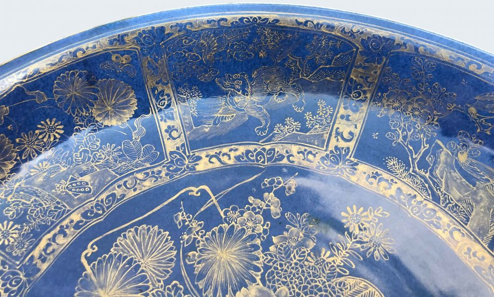 Porcelaine Kangxi (1662-1722), circa 1700, China