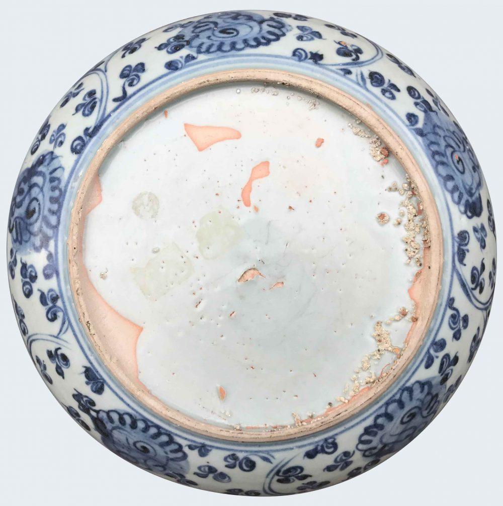 Porcelain Ming dynasty - late 15th (Hongzhi period 1488–1505) , China