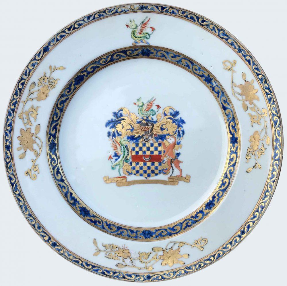 Porcelain Qianlong (1735-1795), ca. 1735/40, China
