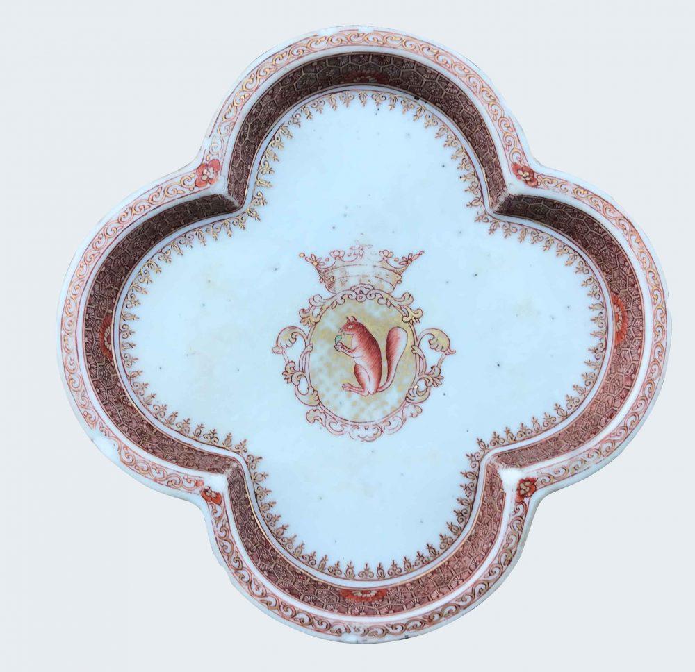 Porcelain Yongzheng (1723-1735), circa 1730/35, China