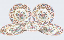 Famille rose Porcelain early Qianlong period (1736-1795), ca. 1740, China
