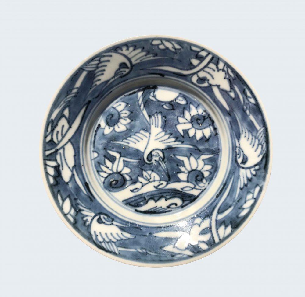 Porcelain Ming dynasty (1368–1644), ca. 1600, China, Zhangzou prefecture, Fujian Province