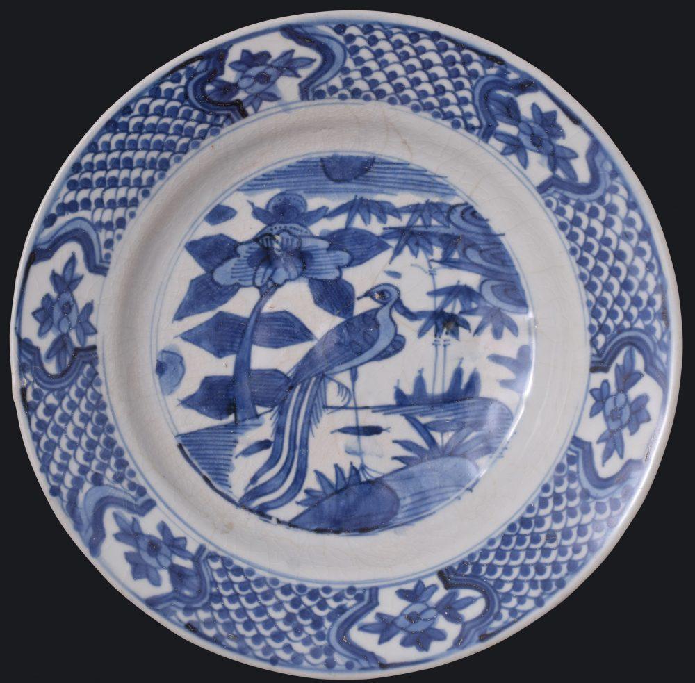 Porcelain Ming dynasty (1368–1644), ca. 1600, China, Zhangzou, Fujian