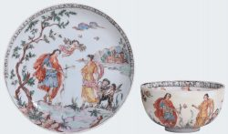 Porcelain Qianlong (1736-1795), China