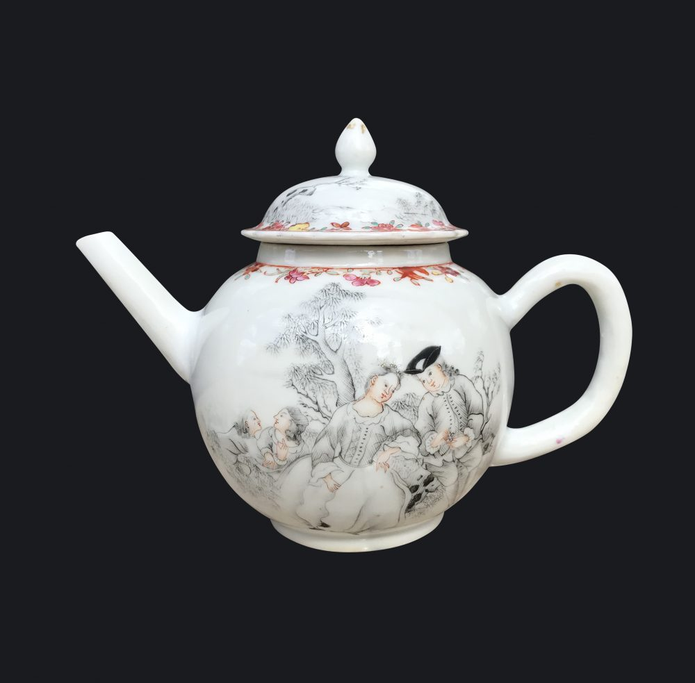 Porcelaine Qianlong (1736-1795), ca. 1750, China