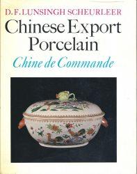 Chinese Export Porcelain: Chine de commande