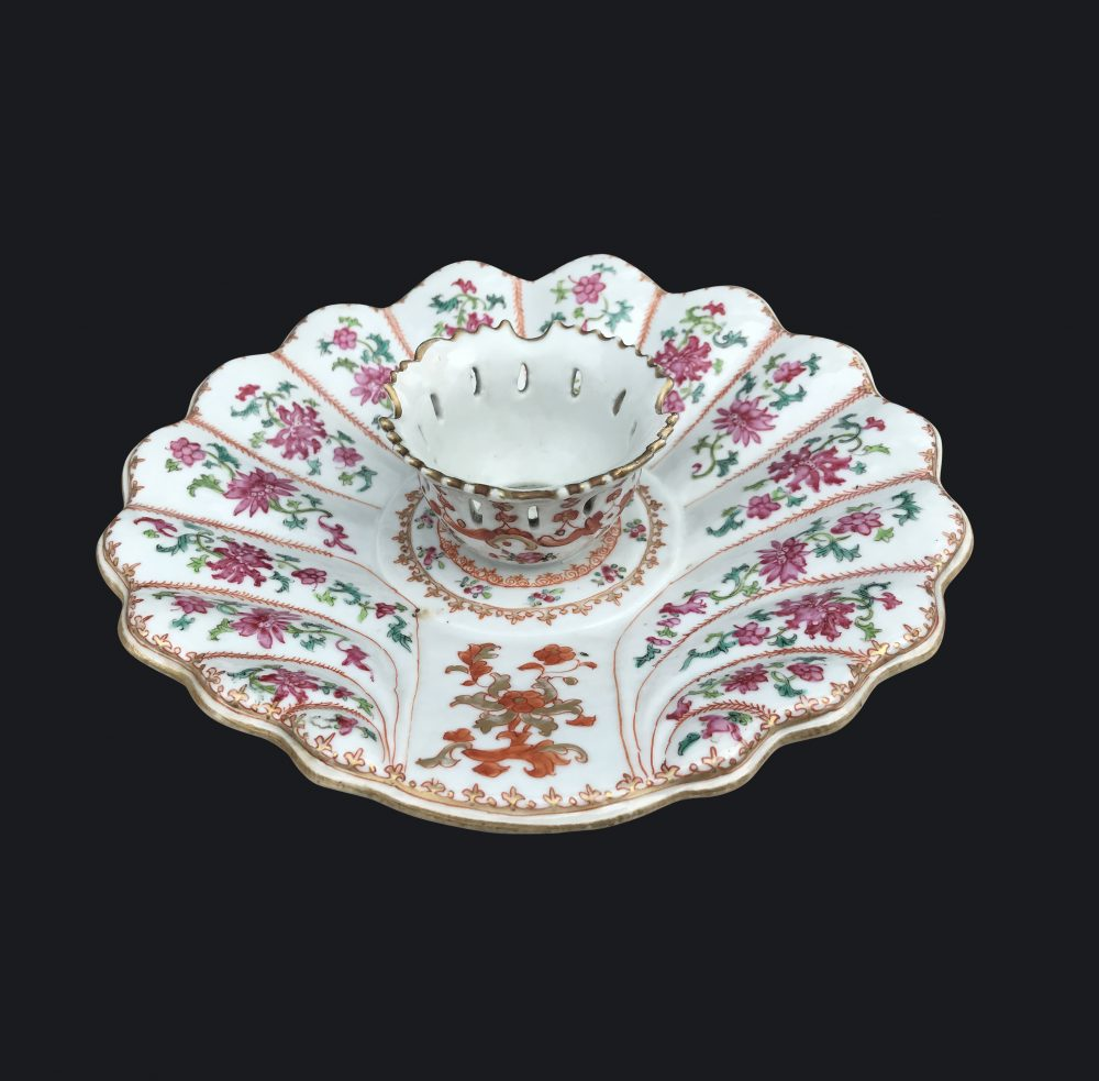 Famille rose Porcelain Qianlong (1735-1795), ca. 1740/1750, China