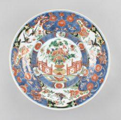 Famille verte Porcelain Kangxi (1662-1722), circa 1715/1725, China