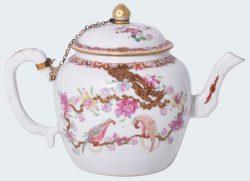 Porcelain Qianlong (1735-1795), circa 1780, China