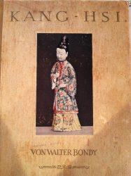 Kang-Hsi – Eine Blüte-Epoche der chinesischen Porzellankunst