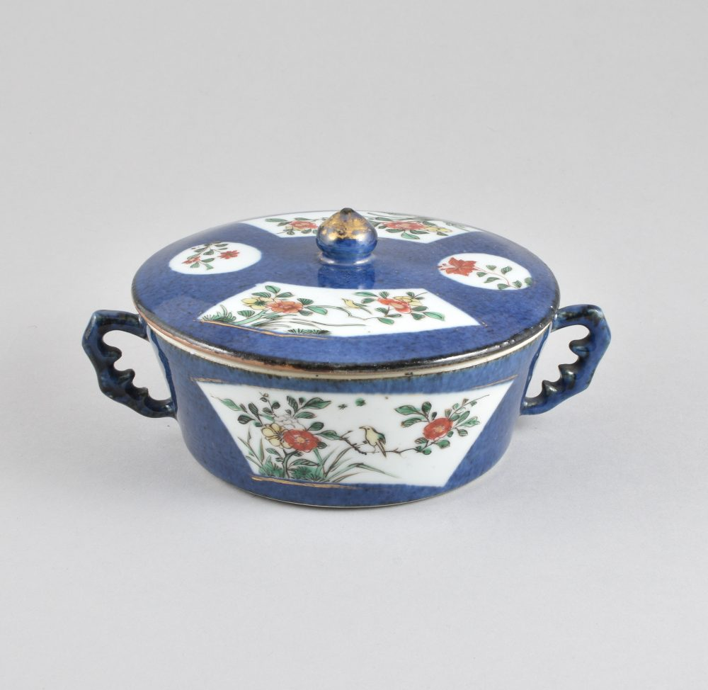 Porcelain Kangxi period (1662-1722), China