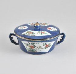 Porcelain Kangxi period (1662-1722), China