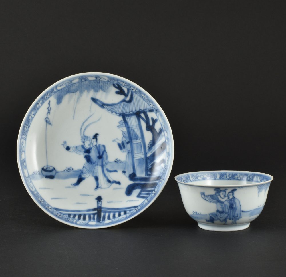 Porcelain Yongzheng (1723-1735), China