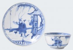 Porcelain Yongzheng (1723-1735), China
